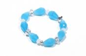 Blazin' Blue Bracelet