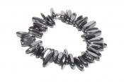 Grey Shard Bracelet
