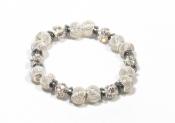 Silver Tee Men's Bracelet