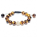 Tigers Eye Shamballa