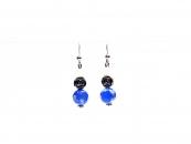 Blue Sky Tier Drop Earrings
