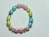 Multi Colored Freshwater Pearls